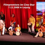 "Filmpremiere ""Madagaskar II"" im Cine Star Kino"