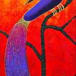 Zaubergartenvogel