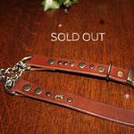 革製品   ( 29~37㎝ 調節可能 ) 現品限り ¥4200