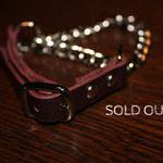 革製品  sold out