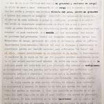 Primera página (de tres) del folleto con instrucciones de uso de la Regla de Carga DE HAVILLAND