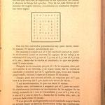 """En el libro """"Aritmética General"""" del año 1895, de Eduardo Benot, aparece el cuadro de Jakson con indicaciones para su empleo"""