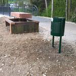 """...alten Mülleimer beim Bauhof """"organisiert"""" , .... und Zappzarapp 😁..."""