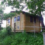 Unser erstes Haus der Wilden Sampfoten