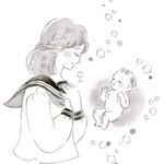 第1回「産まれてきてくれてありがとう」 /月刊「PHP」 連載『心に残るあの人の言葉』