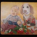 ベビー&ペット肖像画