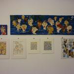 Stadlgalerie  Künstlerhaus Andreasstadl Regensburg / Ausstellung von Jutta Kohlbeck