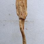 Mädchen, Weide, 96 cm mit Sockel