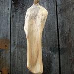 Der Philosoph, Ahorn, 32 cm mit Sockel