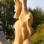 handmade, ca. 3 m, Eiche, Steinbruch Miltitz