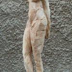 o.T., Eiche, 90 cm mit Sockel