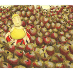 """""""Müde und Traurig"""" apples"""