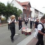 Umzug 800 Jahre Spesbach