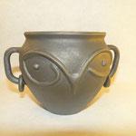Tasse mit Henkel und Gesicht 1.Jh./Italien, Orginal u.a. Britische Museum London