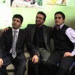 Sedat Ucan, Ismail Tuzen, Ibrahim Basaran