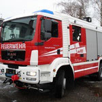 Der Fahrzeugaufbau der Firma Rosenbauer - auch unser TLFA wird so aussehen.
