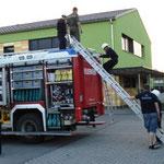 ... für das Fertigkeitsabzeichen Feuerwehrtechnik.