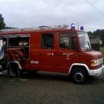 Einsatz in Plosdorf...