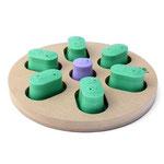 Karlie Brain Train Discover - leuk klosjesspel voor de beginnende puzzelaar.
