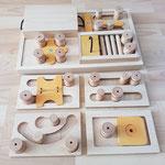 Playground - leuke afwisselende puzzel. Door de 8 modules geschikt voor ieder niveau.