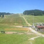 Skilift Grün
