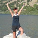 Kreta Urlaub 2013 Kournas Lake