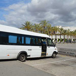 Transferbus Malle Flughafen