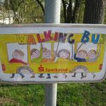Falls die Stöcke versagen: In Paderborn gibts sogar für Walker ein Extra Bus :-)