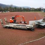 So wird der Sportplatz bald nicht mehr aussehen ...