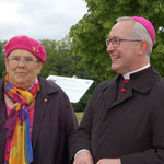 Bischofsbesuch im Rahmen der Pfarrvisitation
