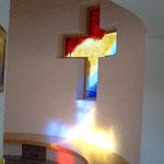 Inneres der Dorfkapelle