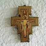 Franziskuskreuz (San Damiano - Spende der Pfarre