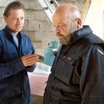 Manfred Erjautz und HR Friedrich Fischer im Gespräch