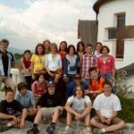 Ausflugsziel - die Wolfsbacher Dorfkapelle