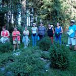 Kurzurlaub für Leib und Seele 2014 - Steinkreuz