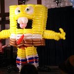 Bernd das Brot, Kostüme, Kinder, Karneval, Fasnacht, Mr. balloni