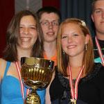Kategorie Schülermannschaften: 1. ASKÖ 3DMSC Linz Lissfeld 1