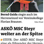 @ Rundschau Ausgabe STEYR, KW 16 2013