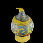 arabian nights potter´s whell pdv,H10xDia16cm