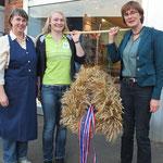 Von links nach rechts: Martina Afheldt, Kathrin Rehders, Heimke Witting-Schorr