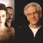 David Cronenberg, source: maz & movie GmbH