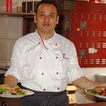 Roberto - Unser Küchenchef