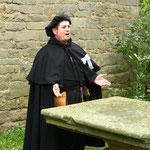 Antoniterbruder predigt