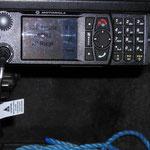 1 Stk. Fahrzeugfunkgerät digital Motorola