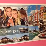 mit Linda in Kopenhagen