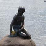 die Kleine Meerjungfrau Kopenhagen