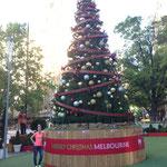 Merry Xmas in Melbourne