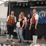 Bezirksmusikfest 2011