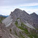 Ein Blick zur Schlicker Seespitze.
