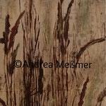 Gräser, Acrylbild Andrea Meßmer